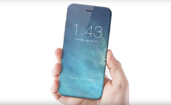 W 2017 r. zobaczymy 3 nowe rewolucyjne iPhone'y 8?