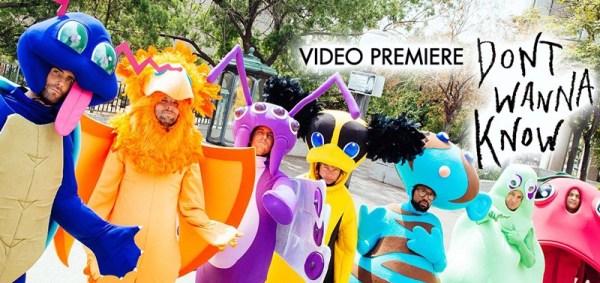 Maroon 5 parodiuje Pokemon GO w nowym teledysku