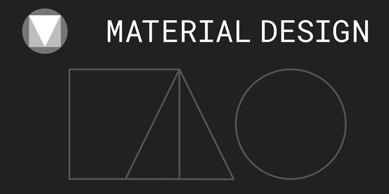 Material Design (material.io)