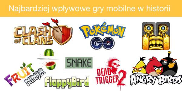 TOP 7 najważniejszych gier mobilnych w historii
