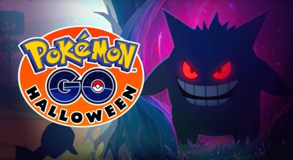 Więcej cukierków w Pokémon GO z okazji Halloween
