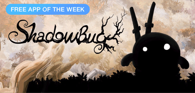 Shadow Bug - Free App of The Week (App Store)