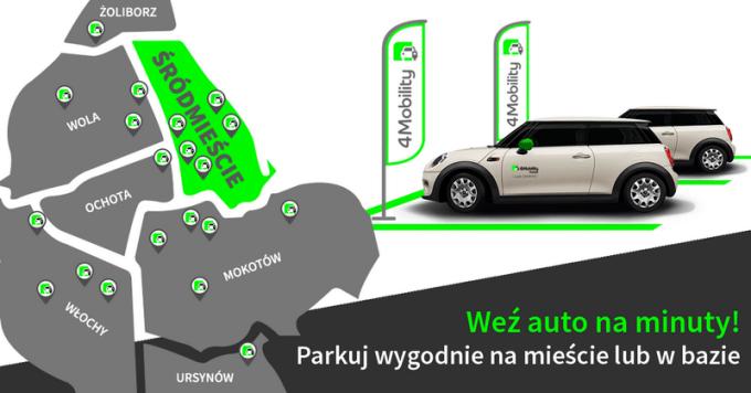 4Mobility dla osób prywatnych