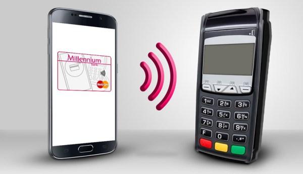Bank Millennium wdrożył płatności telefonem HCE