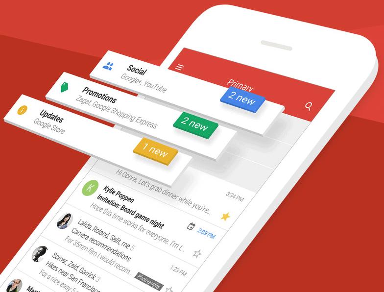 Gmail 5.0.3 na iOS-a
