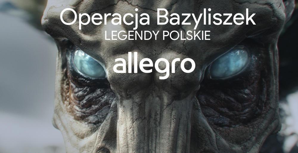 Operacja Bazyliszek - Legendy Polskie od Allegro