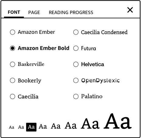 Amazon Ember Bold (font)