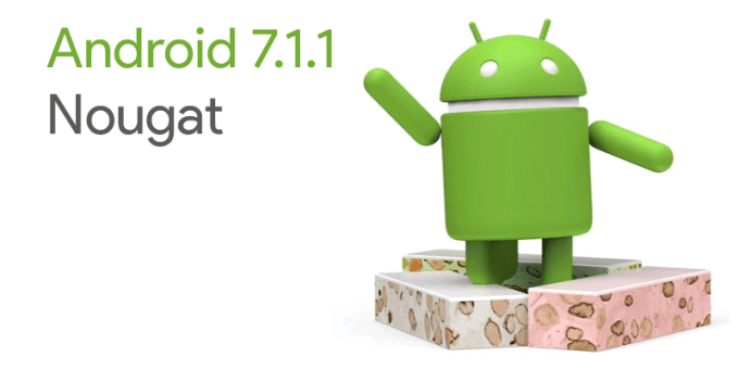 Android 7.1.1 Nougat update (OTA)