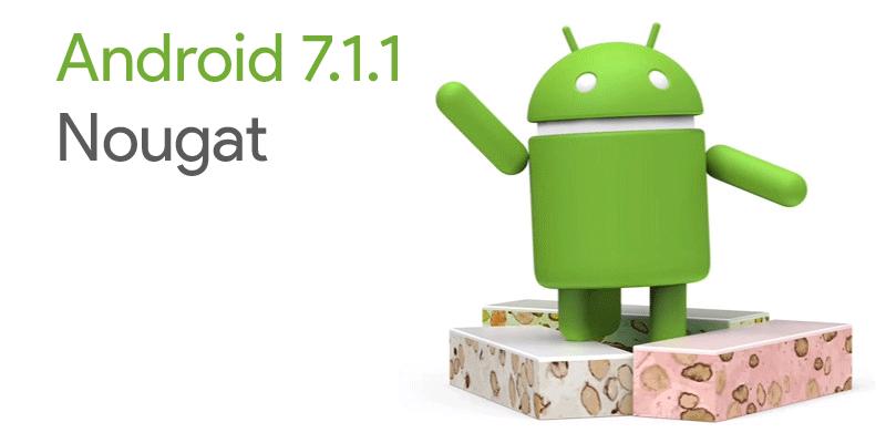 Android 7.1.1 Nougat update (OTA)
