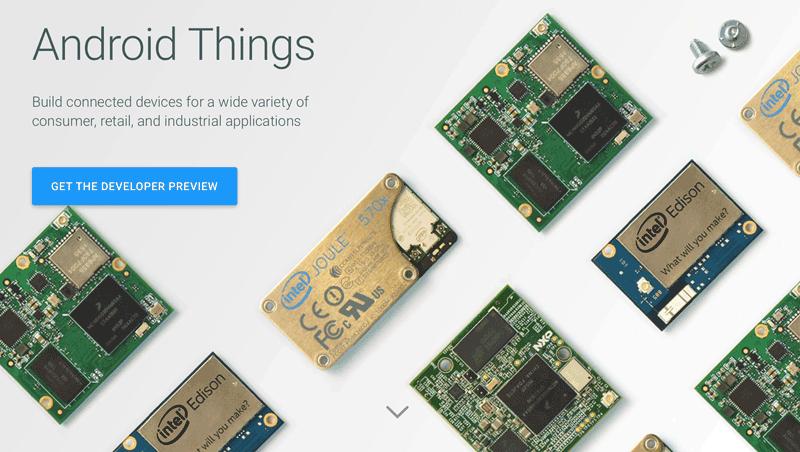Android Things dla programistów