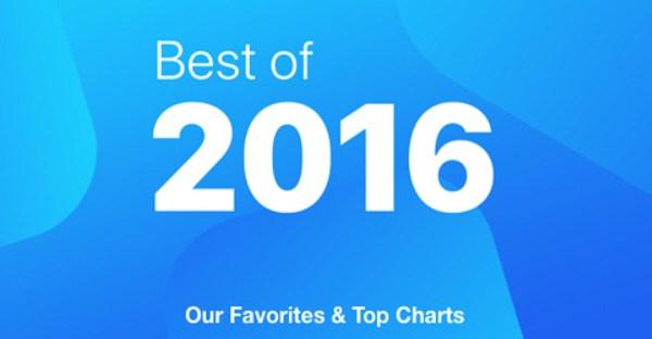 Najlepsze aplikacje 2016 r. w sklepie App Store