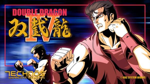 Double Dragon IV już w przyszłym miesiącu!