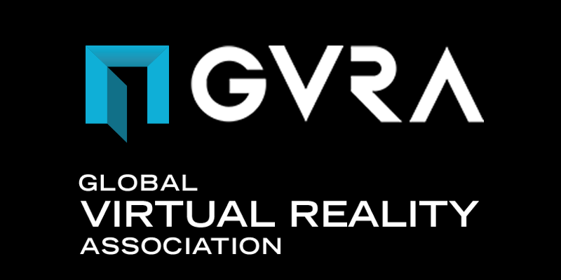 GVRA - Global Virtual Reality Association (logo)