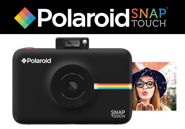 Polaroid Snap Touch – cyfrówka do zdjęć natychmiastowych