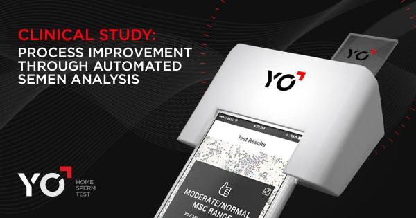 YO Sperm Test – zbadaj plemniki za pomocą smartfona