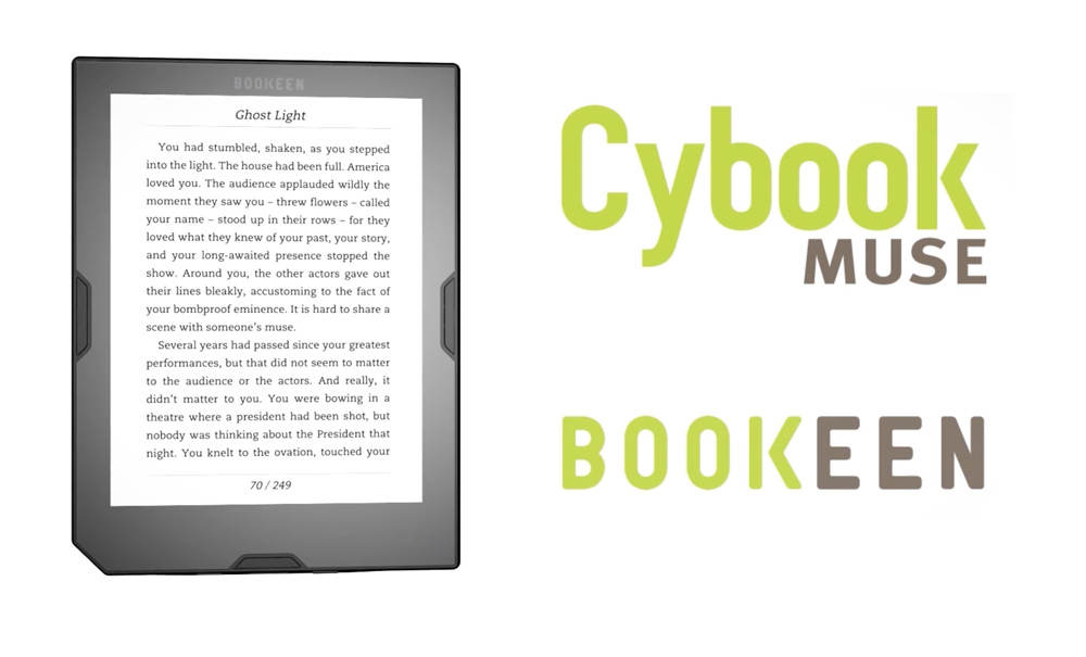 Czytnik e-booków Cybook Muse HD (Bookeen)