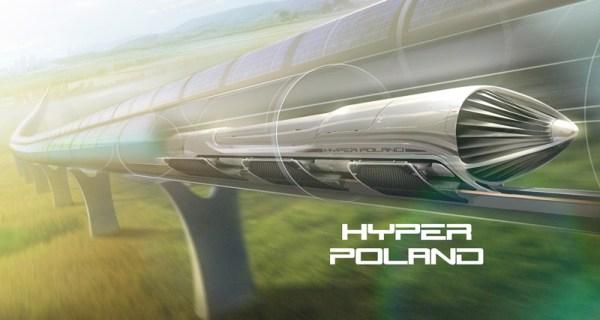 Polacy projektują transport przyszłości: Hyperloop