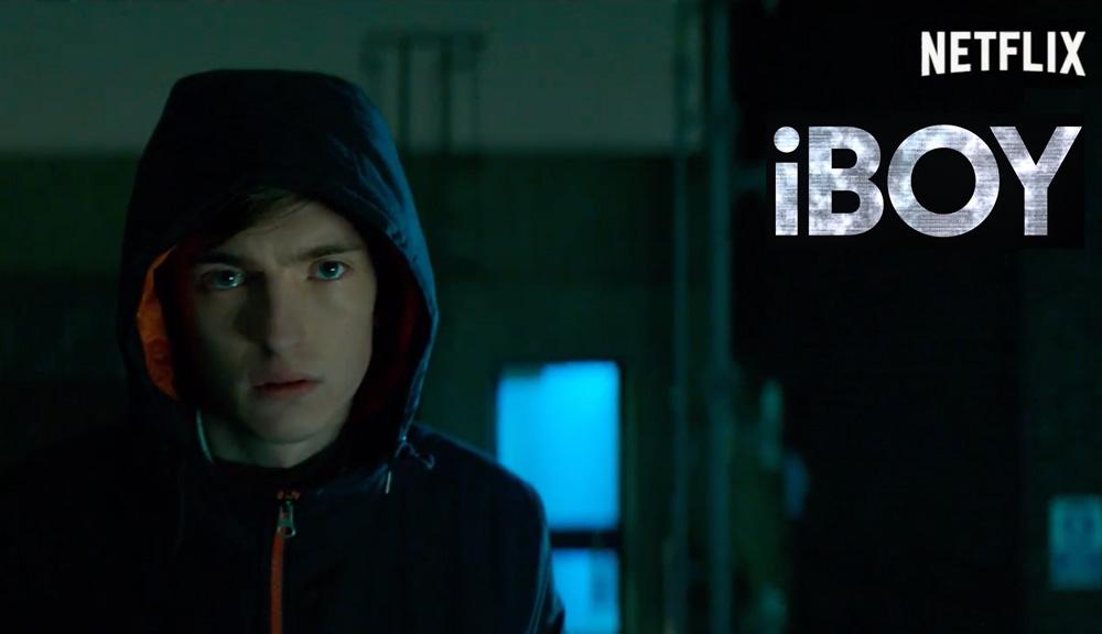 iBoy - nowy serial Netflixa