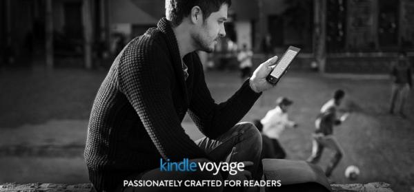 Dlaczego jeszcze nie ma Kindle Voyage 2?