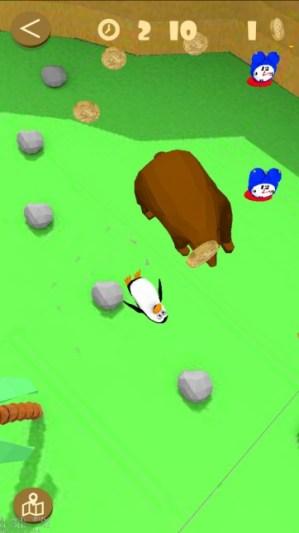Mazing Penguin - screen