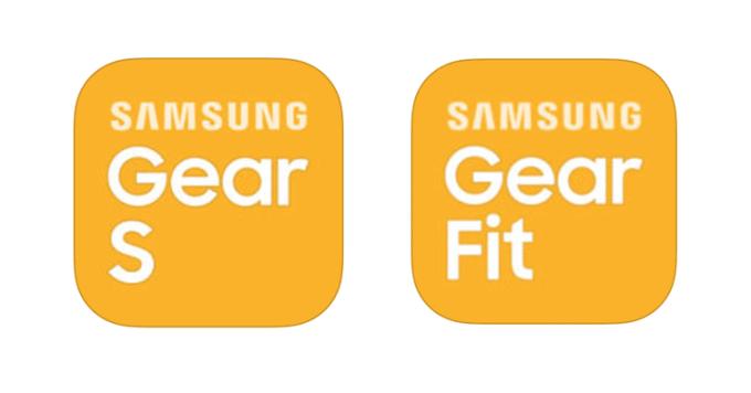 Aplikacja Samsung Gear S i Gear Fit na iPhone'a (iOS)