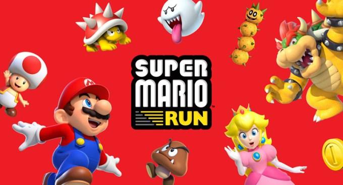 Super Mario Run 1.1.0