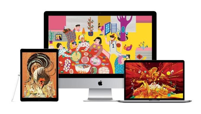 Tapety Apple'a z okazji chińskiego Nowego Roku Koguta 2017