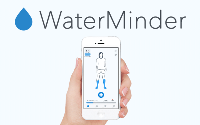 WaterMinder - Free App of The Week