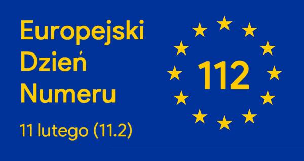 11 lutego – Europejski Dzień Numeru 112