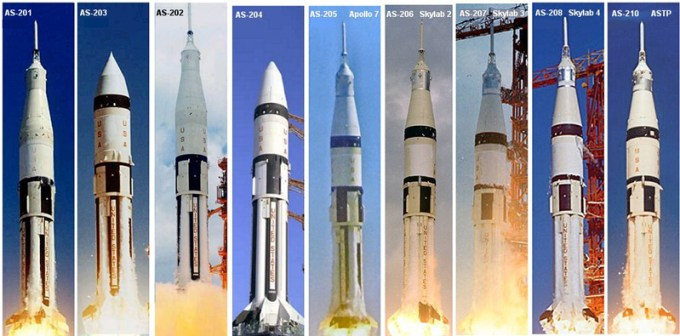 Rakiety Saturn 1B