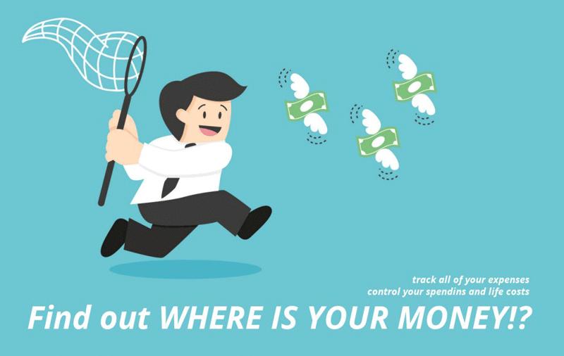 Gdzie są moje pieniądze - aplikacja mobilna do zarządzania wydatkami