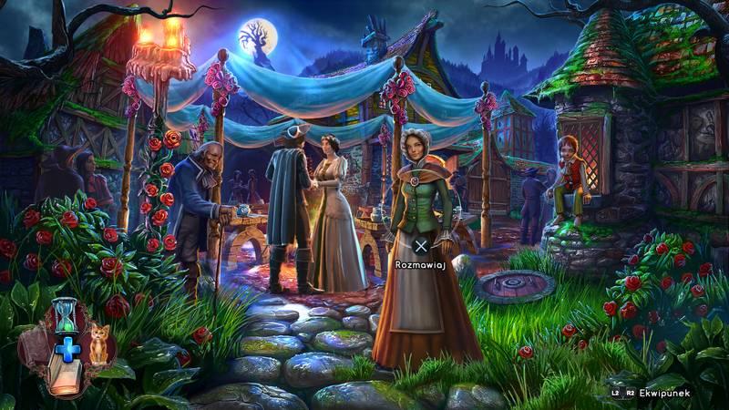 Grim Legends: The Forsaken Bride na PS4 (screen)