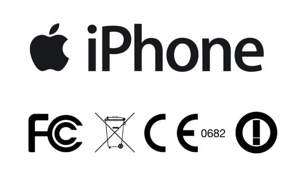 Co oznaczają symbole na tylnej obudowie smartfona?