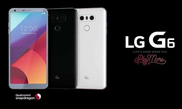 LG G6 – smartfon zaprojektowany do kieszeni