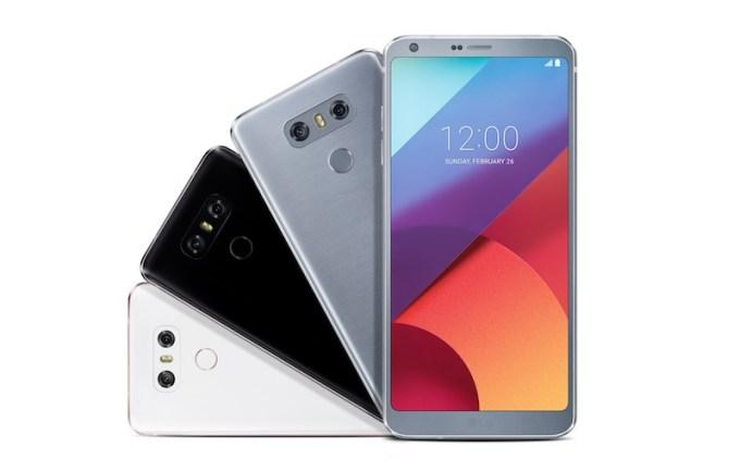 LG G6 zdjecie
