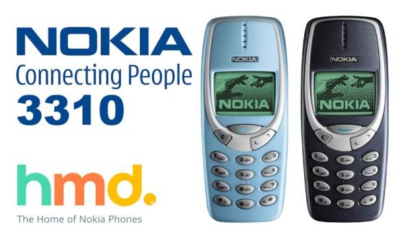 Legendarna Nokia 3310 ma wrócić na MWC 2017
