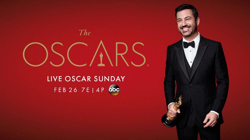Oscars 2017 - streaming na żywo na mobile'u (online)