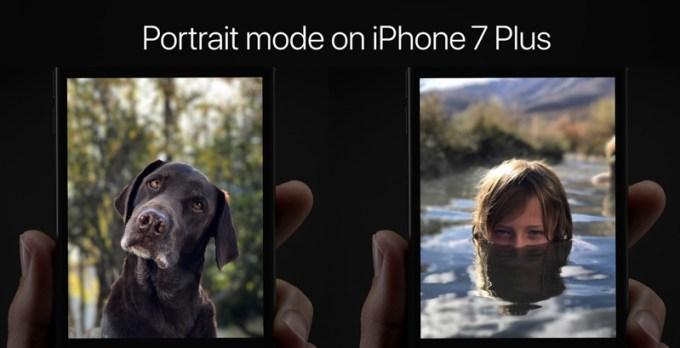 iPhone 7 Plus z trybem portretowym (2 nowe reklamy)