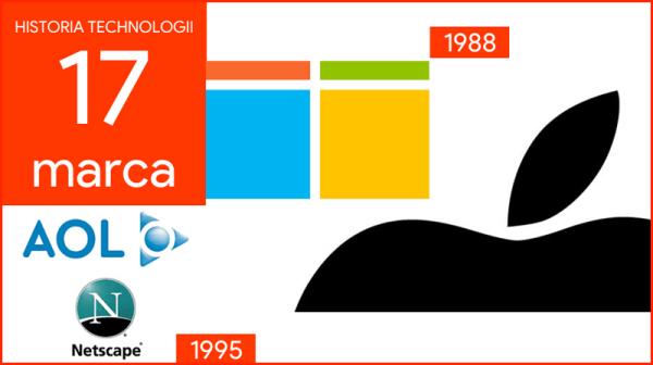 [17 marca] Dzień w historii technologii