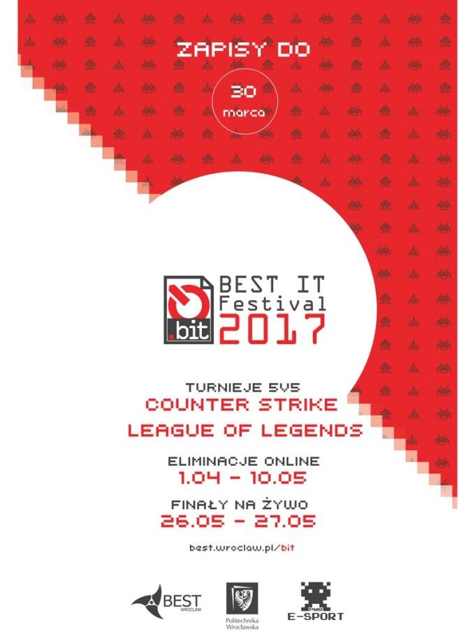 BEST IT Festival 2017 (plakat)