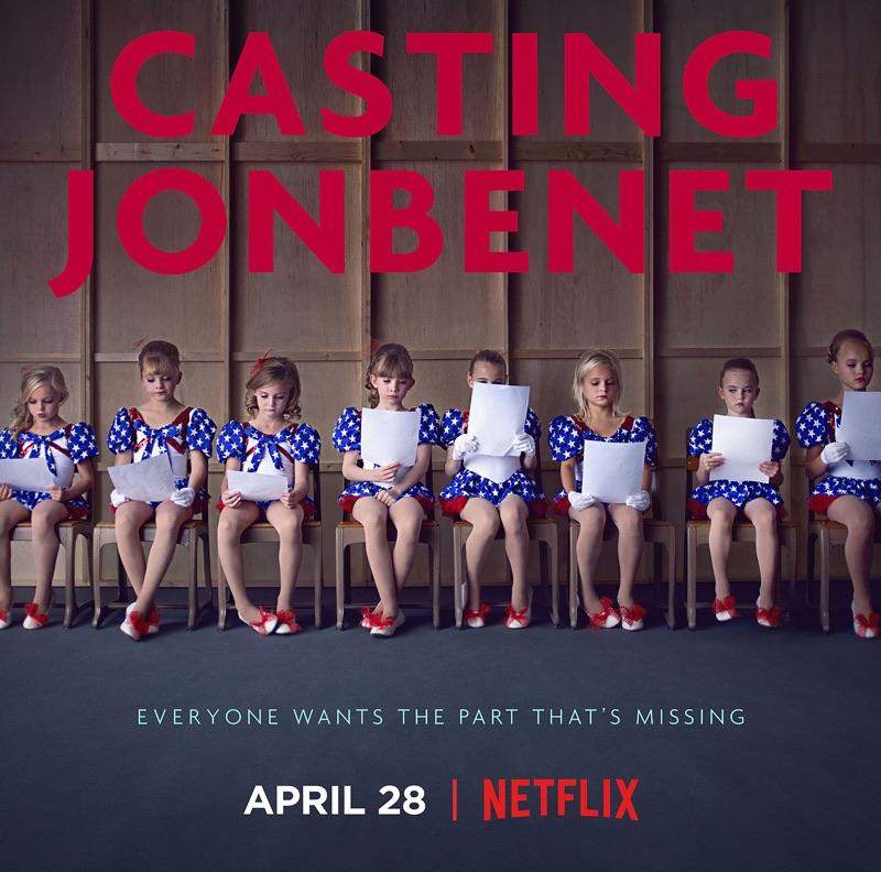 Casting JonBenet (film Netflixa)