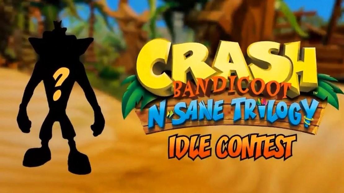 Konkurs Crash Idle Contest (2017) Crash Bandicoot