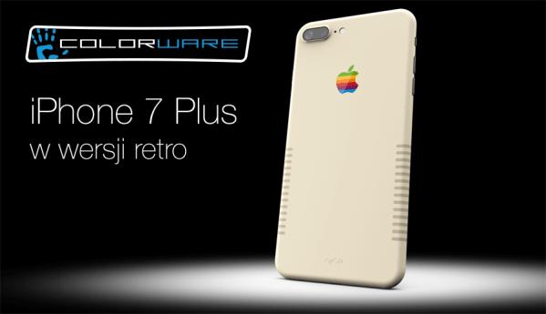 A może tak iPhone 7 Plus w wersji retro?