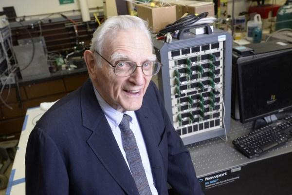 Twórca baterii litowo-jonowej opracował lepszą technologię