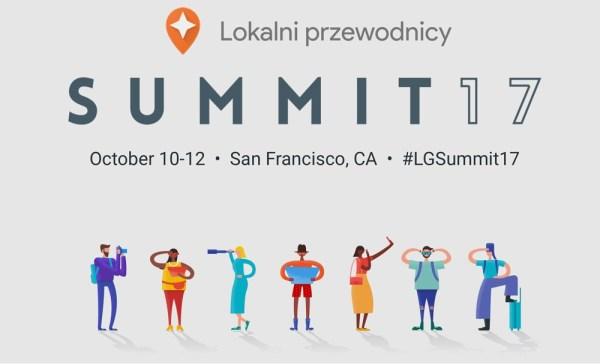 Google zaprasza na #LGSummit2017 – zjazd lokalnych przewodników