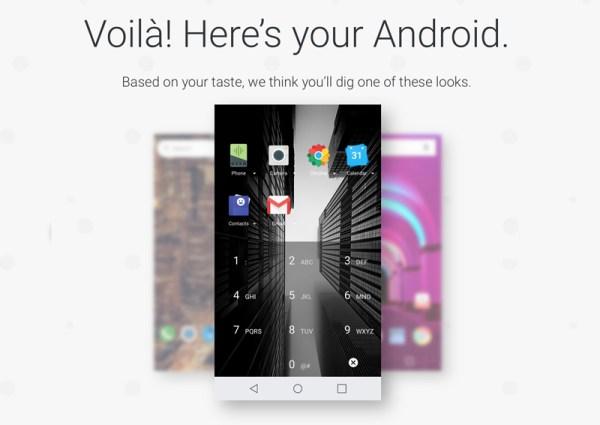 #myAndroid – kreator wyglądu Twojego Androida