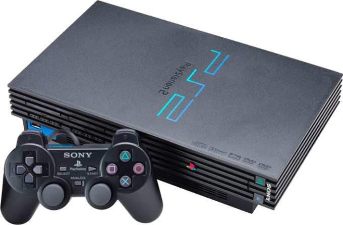 PlayStation 2 z 2000 roku