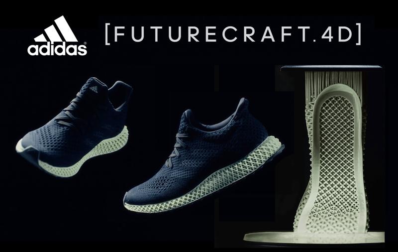 Adidas Futurecraft 4D