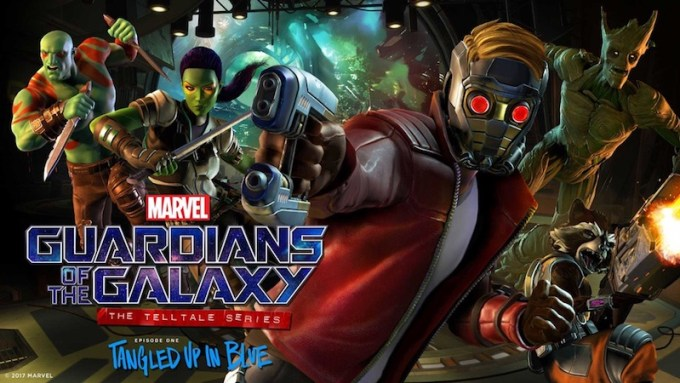 Marvel's Guardians of the Galaxy TTG - episode 1