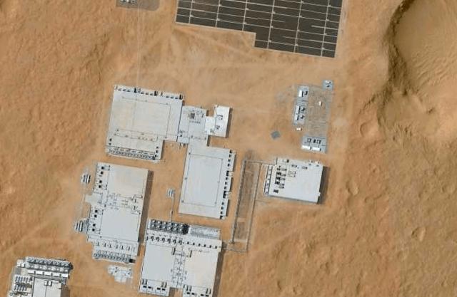 Centrum danych na Marsie (Google)